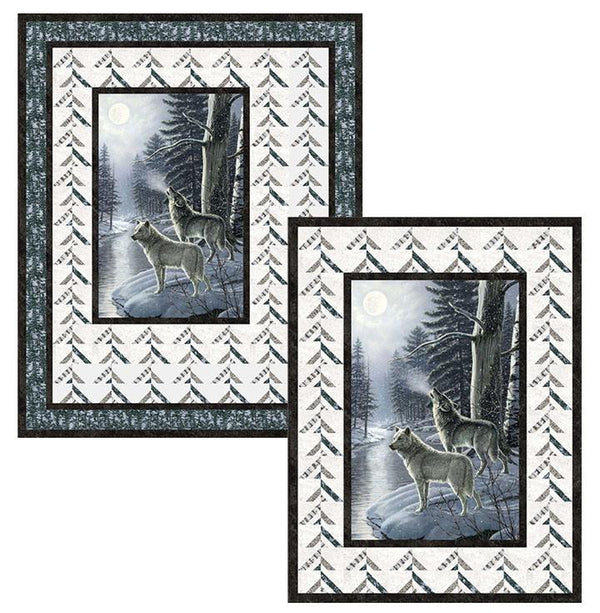 Naturscapes Silver Moon Pattern PTN2660-10