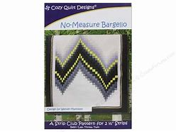 No-Measure Bargello Cozy Quilt Design