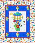 Northcott PTN1250 Travelling Circus  Kate Mitchell Quilts KMQ-290