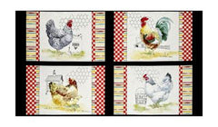 P15 The Hen House Placemats 42907-X