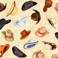 QT Lil' Bit Country Cowboy Hats Oatmeal 1649 27743 E