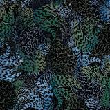 Quilting Treasures - Rise & Shine - Blue/Green 1649-24469-BG
