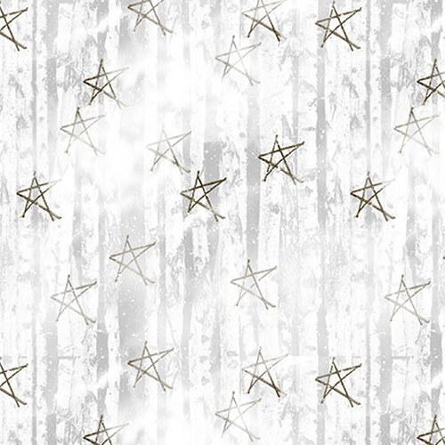 RB Snow Days Faded Stars White 1632-90