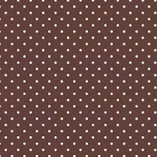 RB Swiss Dot Brown Flannel F670-Brown