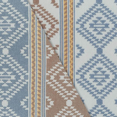 Robert Kaufman -  Taos Flannel Blue