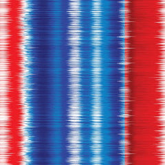 Shimmer Stripe Red/Blue 7759P 86
