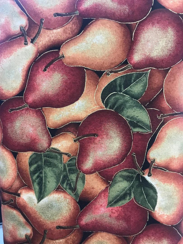 Siena Collection - Pear Russet