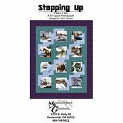 Stepping Up Pattern #384 Mountainpeek Creations MPC384