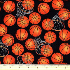 TT Basketball and Hoops Black GM-C5814