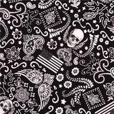 TT Mini Bandana Black  MINI C2057 BLACK