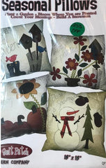 The Quilt Patch Seasonal Pillows