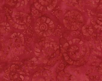 Timeless Treasure - Tonga B2177 Crimson