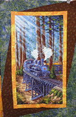 Train Redwood Diva Kit