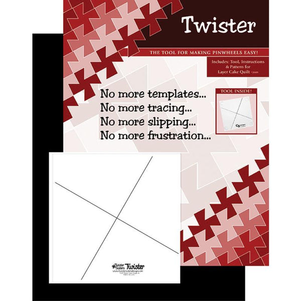 "Twister Tool For 10"" Squares TW10"