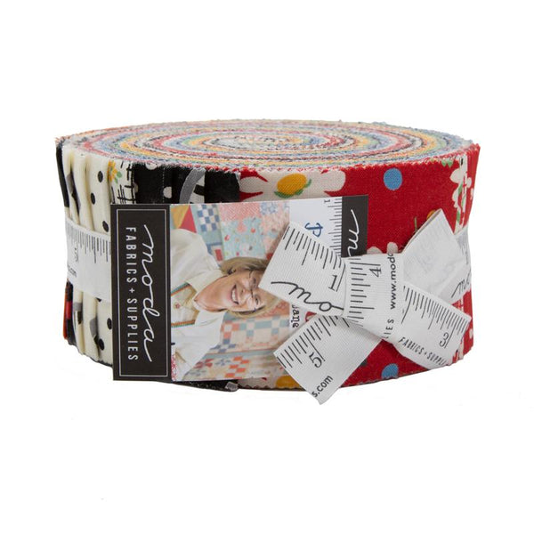 Moda Bubble Pop Jelly Roll 21760JR