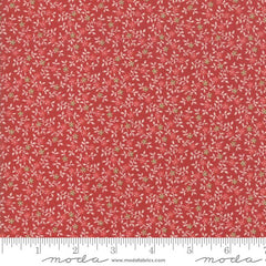 UN Northport Prints Red 14886 19