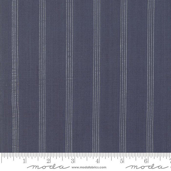 UN Northport Silky Stripe Navy 12215 23
