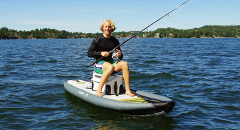 Drift Fishing Stand-up Paddle board