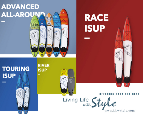 Inflatable Stand-up Paddle Board & Sea Kayaks category
