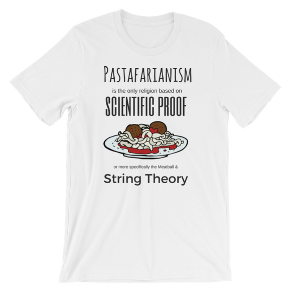 Pastafarianism with Scientific Proof