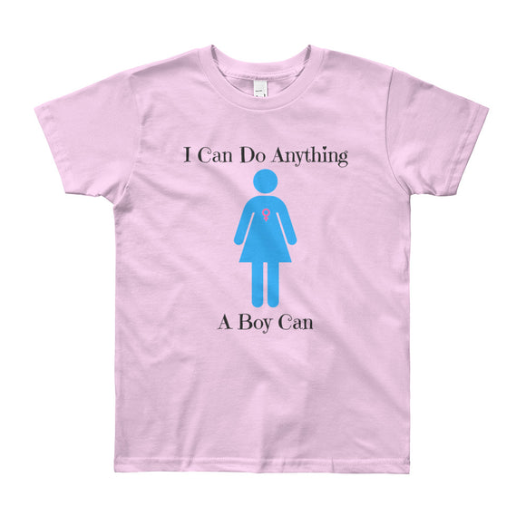 I Can Do Anything T-Shirt - GRL POWER