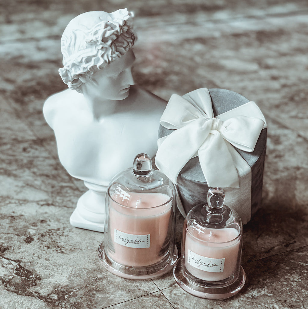 Bitter Chic Scented Candle
