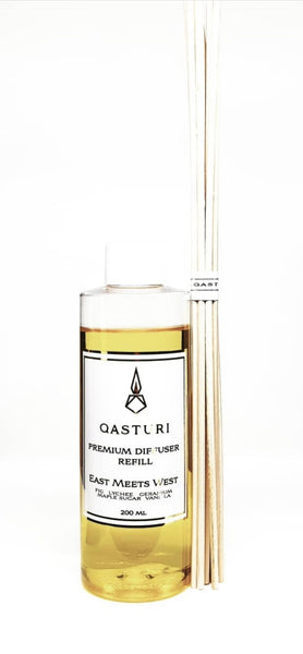 EAST MEETS WEST - PREMIUM DIFFUSER OIL REFILL
