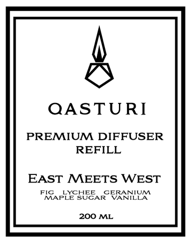 EAST MEETS WEST PREMIUM DIFFUSER REFILL