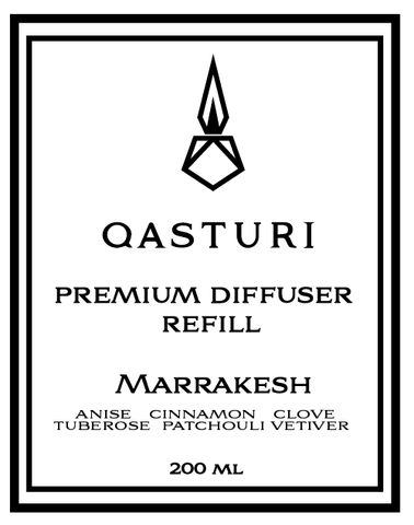 MARRAKESH - PREMIUM DIFFUSER OIL REFILL