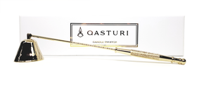 CANDLE SNUFFER - ICONIC GOLD