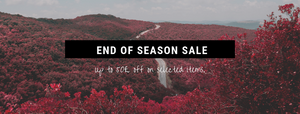 End of season Sale from ShopIB. Massive sale on!