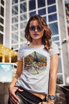 Paul Cezanne T-Shirt Women Tshirt Women T Shirt Women Clothing Art Painting Women Shirt Female Clothing Gift For Her Apples Art Painting - Shop IB