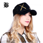 Unisex Acrylic 5 panels Adjustable Baseball Cap Summer mesh Snapback - Shop IB
