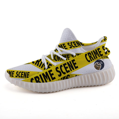 Lightweight IB Crime Scene sneakers casual sports shoes - Shop IB