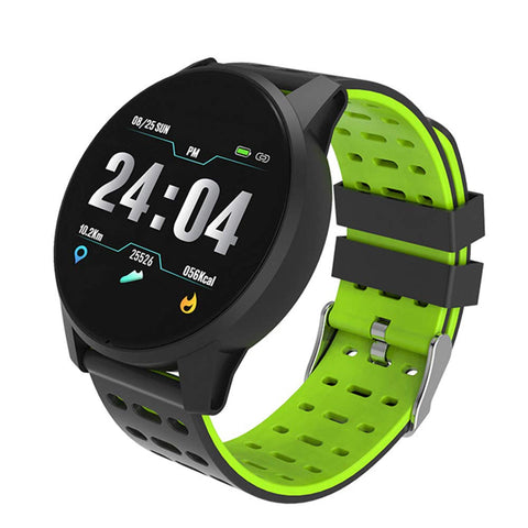 Sport Mens Digital Watch Fashion Smart Watch Men Women Pedometer Record Heart Rate Monitor - Shop IB