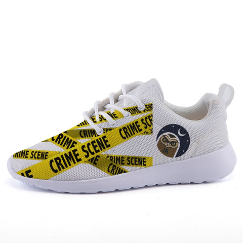 Lightweight IB Crime Scene 3.0 fashion sneakers casual sports shoes - Shop IB