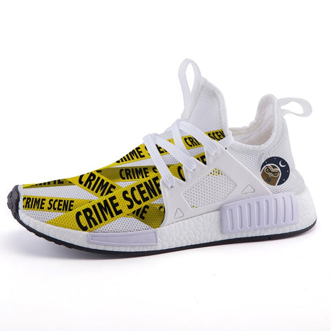 Lightweight fashion IB Crime Scene sneakers casual sports shoes - Shop IB