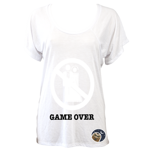 IB Game Over Tshirt for women - Shop IB