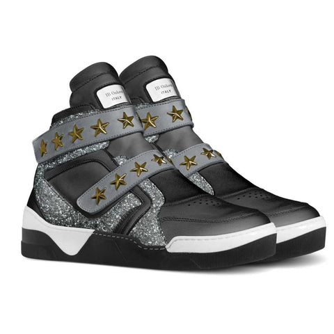 IB OAKES Luxury High Top Sneakers - Shop IB