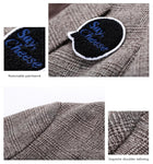 Toyouth Blazer Women Vintage Checkerwork Character Embroidery Women Suits All Match Blazers Female Outerwear Coats And Jackets - Shop IB