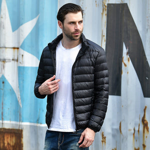 Winter down Casual Men's Duck Down Jackets - Shop IB