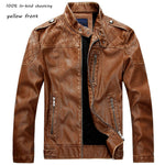 Mens Leather Jackets for Winter - Shop IB
