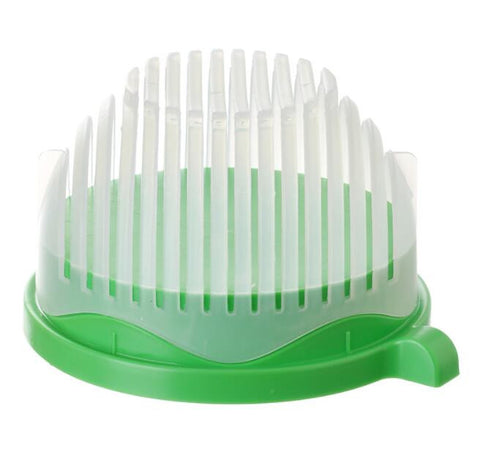 Salad cutting bowl kitchen gadget,Drain basket fruit and vegetable washing basket - Shop IB