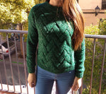 Winter O-neck Women's Sweater Knitted Jersey for Woman - Shop IB