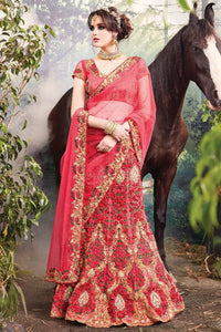 RAVISHING PARTY SAREE IN HALF & HALF STYLE - Shop IB
