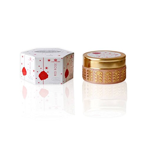 Red Rose perfumed cream 10g