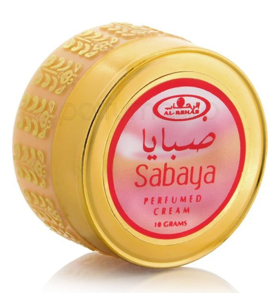 Sabaya perfumed cream 10g