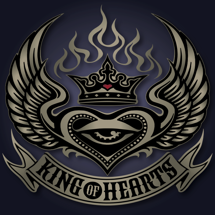 King of Hearts - Album Release Free Download with Discount Code