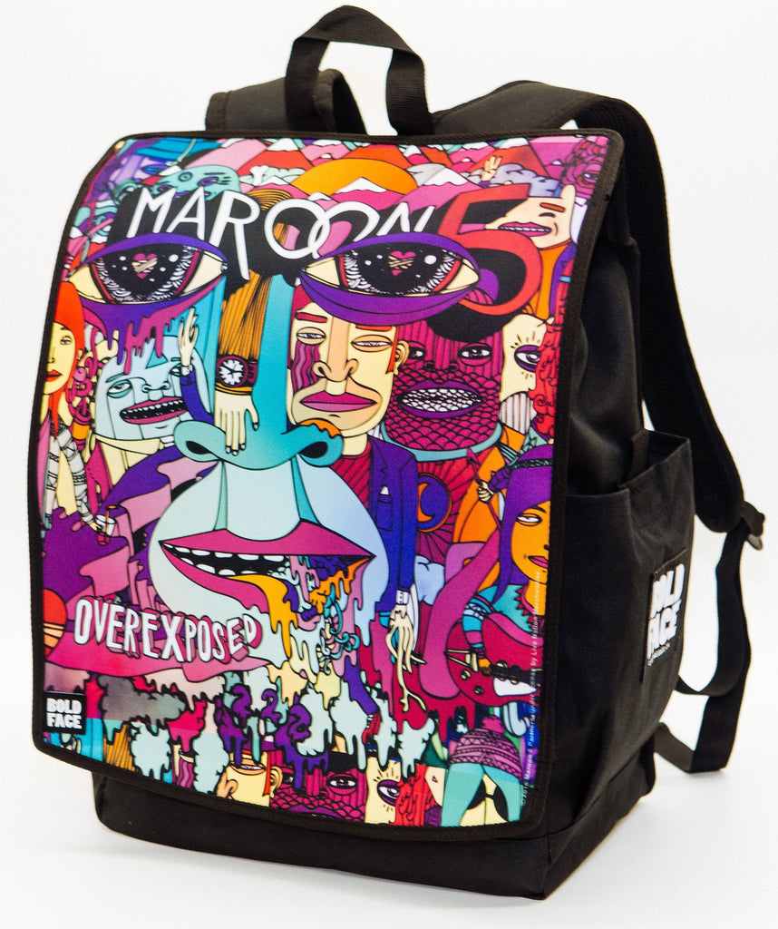 Maroon 5 Overexposed Backpack