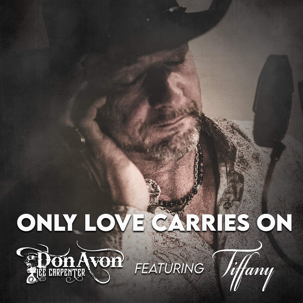 "DLC - Vinyl Record Pre Order - Donavon Lee featuring Tiffany, ""Only Love Carries On"" New Release Single"